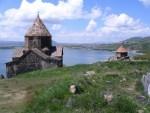 Arménsko - výstup na Mt. Aragats 4090 m