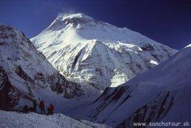 Trek okolo Dhaulagiri - Nepál
