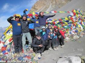 Fotogaléria  - Trek okolo Annapurny jeseň 2013