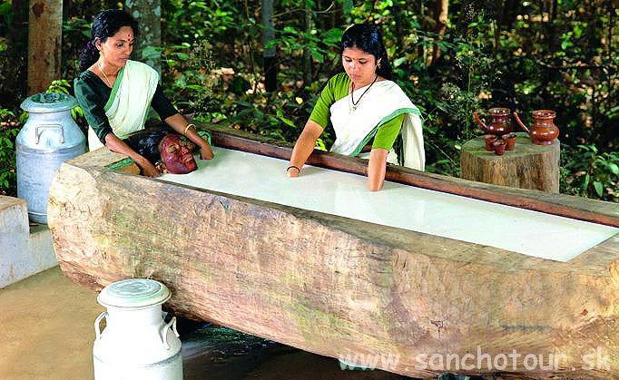 Ajurvéda v Indii v štáte Kerala