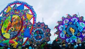Guatemala - farebná krajina Mayov na jeseň