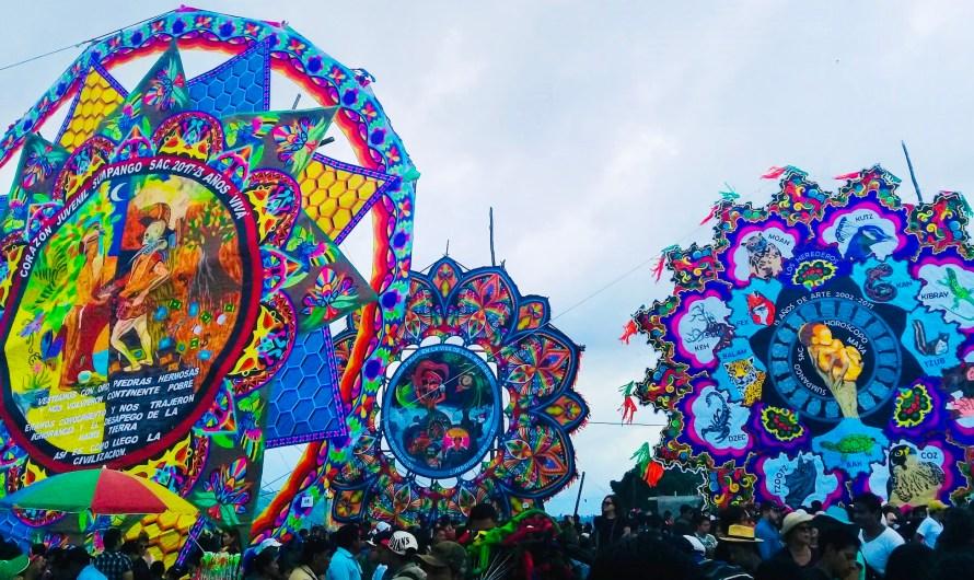 Guatemala – farebná krajina Mayov na jeseň