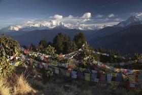 Fotogaléria Annapurna BC trek od Ľuboša Činčuru