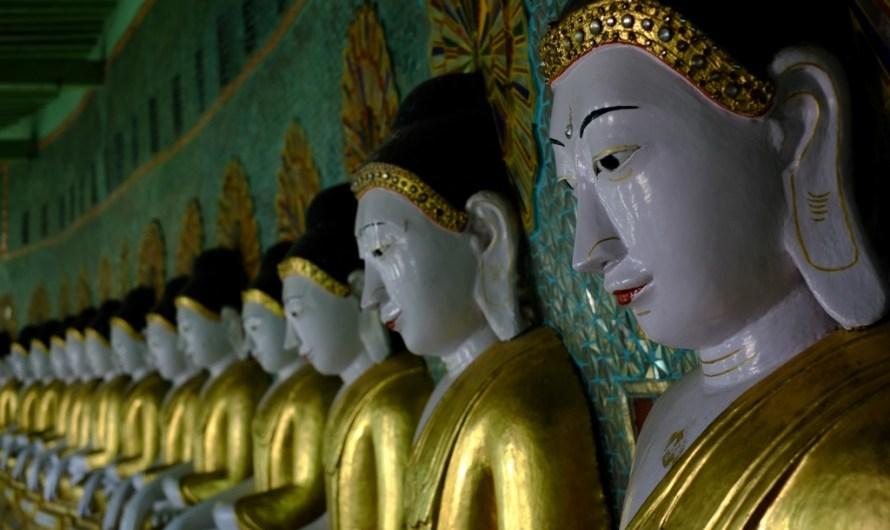Fotogaléria Barma – zlatá krajina v obrazoch
