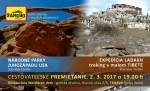 Premietanie treking v  Ladakhu a Národné parky juhozápadu USA v Trnave 2.3.2017