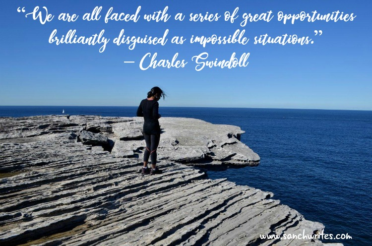 From impossible to opportunity #FridayReflections