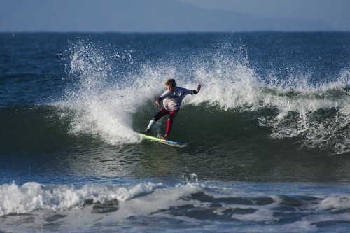 Shane Hardy traveled to Ventura last weekend to compete in the Western Surfing Association Championship Tour, Event No. 2. Photos by Sheri Crummer/seasister.com