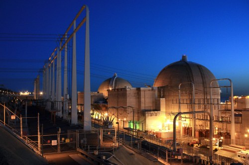 San Onofre Nuclear Generating Station. File photo