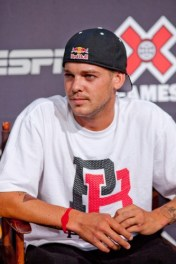 Ryan Sheckler will compete in Skateboard Street at this year's X Games. Photo courtesy ESPN
