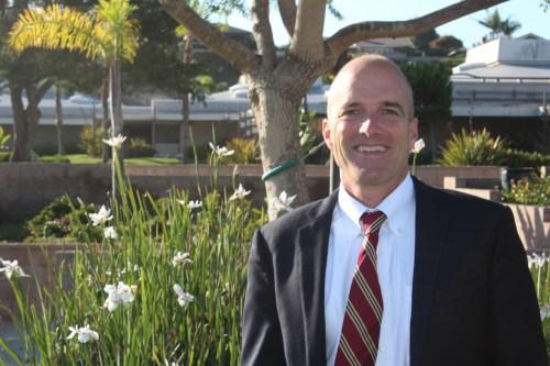 SCHS Principal Michael Halt. Photo: Jim Shilander