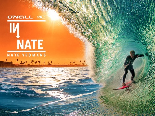"""Innate,"" a documentary surf film about San Clemente pro surfer Nathan Yeomans will premier Nov. 10 at OC Tavern. Image: Courtesy"