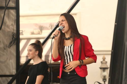 Calista Quinn, who performed at the 2015 Fiesta Music Festival. Photo: File