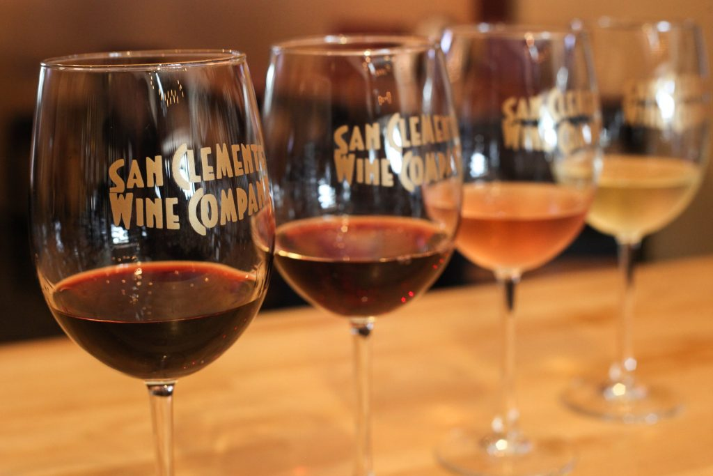 San Clemente Wine Company. Photo: Allison Jarrell