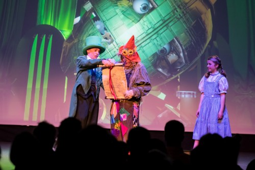A performance of 'The Wizard of Oz' took place recently at Conservatory of Performing Arts Orange County, which will host a talent show on Saturday, March 10. Photo: Courtesy