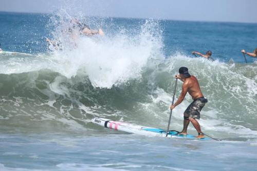 Ocean Festival will end just as a large swell hits San Clemente beginning Sunday afternoon, July 22. The swell is expected to peak at 6 to 8 feet with occasional 10-foot waves on July 24. Photo: File