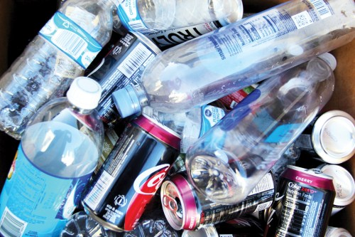 California's largest redemption recycling operator--rePlanet-- closed all of its locations in San Clemente and throughout the state, leaving residents without a site in town to return bottles and cans. Photo: Shawn Raymundo