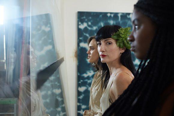 CuCu Diamantes estrena video clip Pecados de Picasso