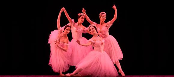 En Cuba encuentro entre academias de ballet