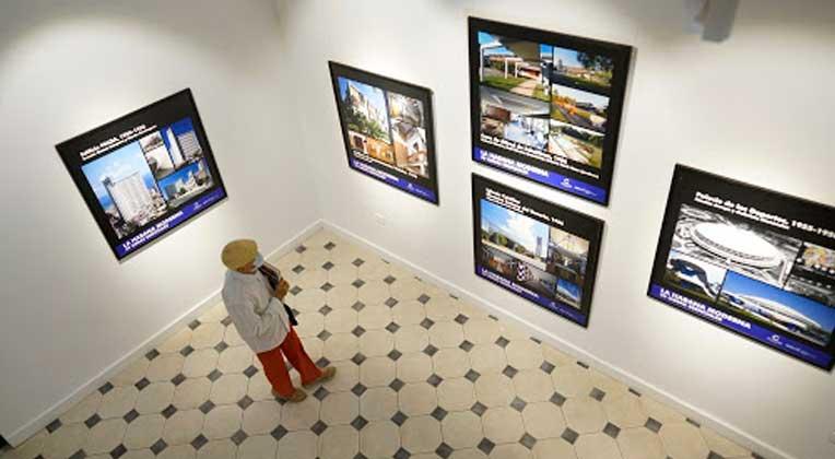 La Habana Moderna en Galería Villa Manuela
