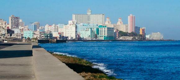 Historia de la construcción del Malecón de La Habana