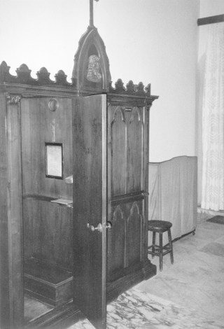 confessional holy spirit
