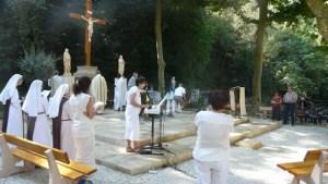 Procession, messe et kermesse du 15 août