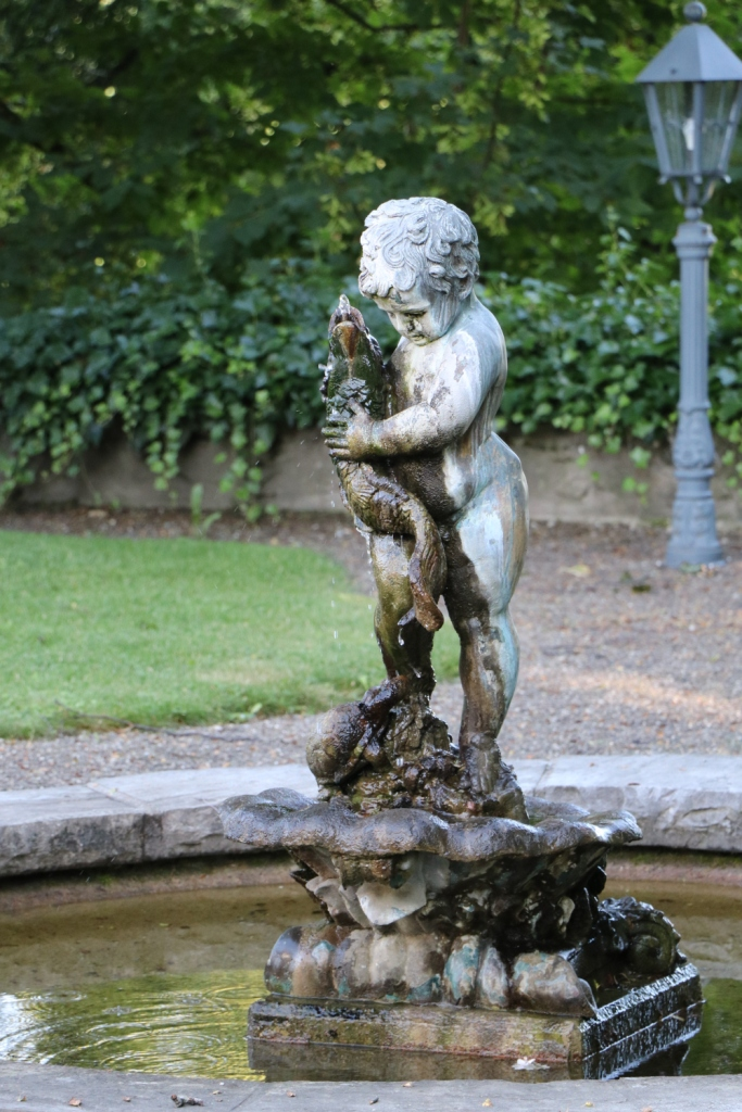 higher purpose, fountain Grand Riedera- when 'tis all there is