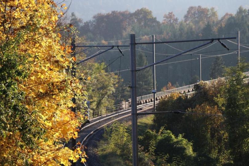 Train trestle- pray not listening