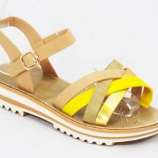 Sandale dama bej Paulla