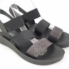 Sandale dama negre Inna