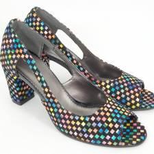 Sandale dama piele sah Elena