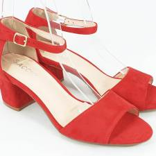 Sandale dama rosii Andra2
