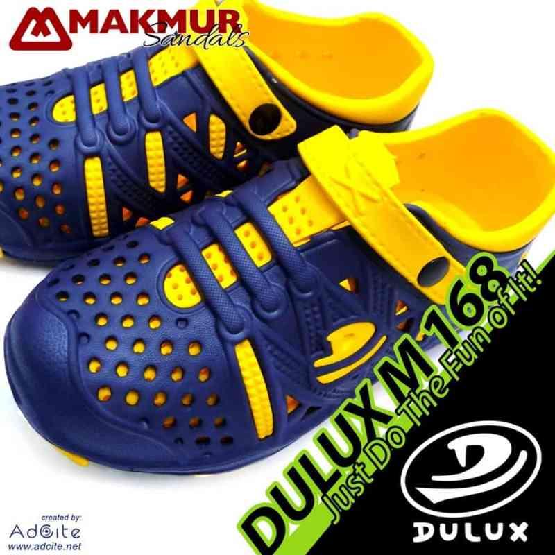 Sepatu Anak Dulux - M 168 C tersedia untuk Grosir di Toko Sandal Makmur Bandung. Untuk koleksi lengkap sandal sepatu dari Dulux, kunjungi toko Makmur.