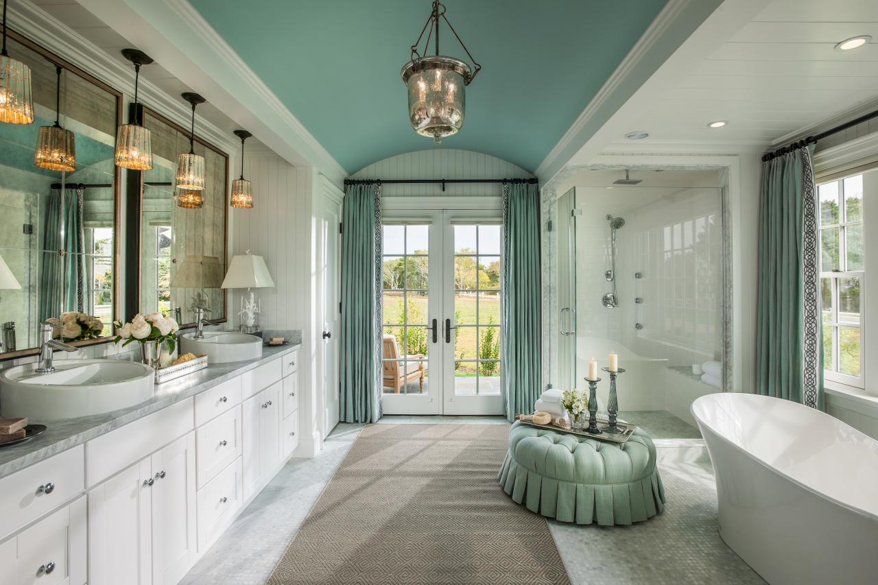 HGTV Dream Home 2015 - Coastal Escape - Sand and Sisal on Beautiful Bathroom Ideas  id=14989