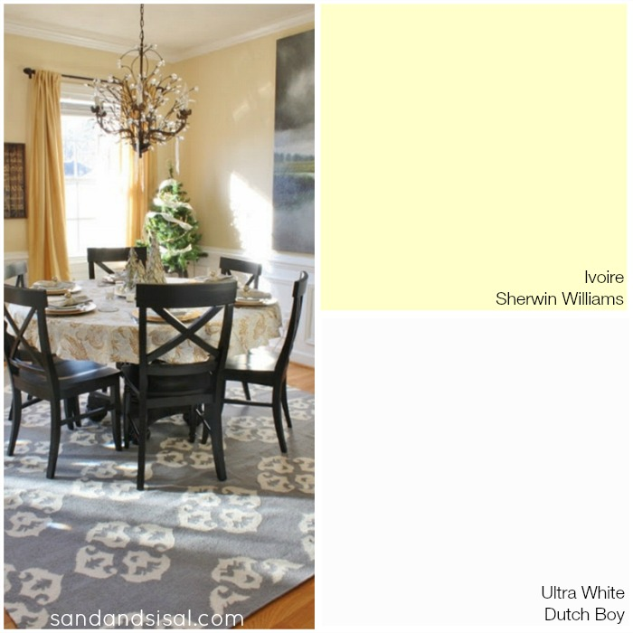 Yellow Decorating Ideas Living Rooms