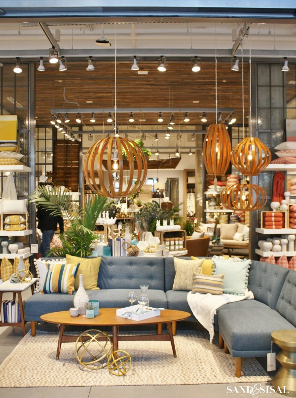 Shop With Me West Elm Virginia Beach Sand And Sisal