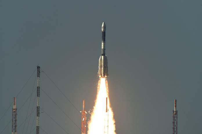 GSLV-F05/INSAT-3DR