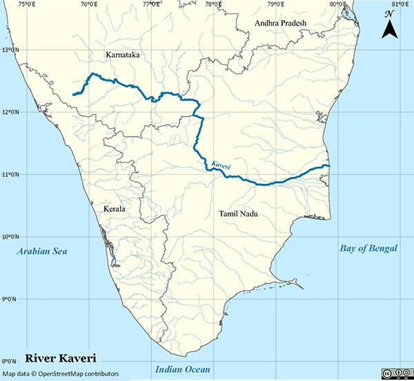 Cauvery Issue