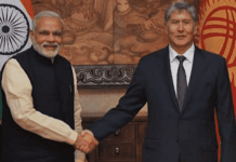 India-Kyrgyzstan Relations