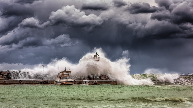 Wind storms Cyclones