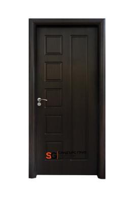 Интериорна врата модел 048-P B Венге