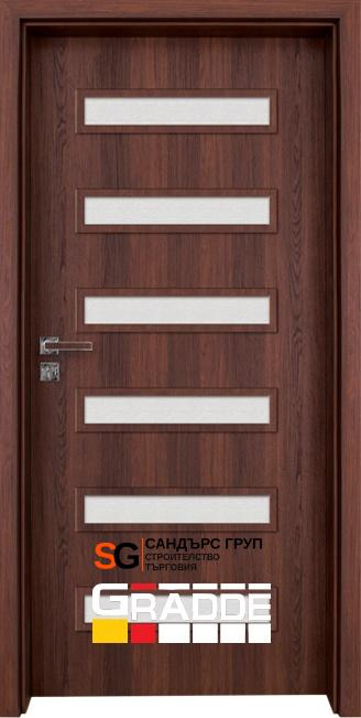 Интериорна врата Gradde Schwerin ШВЕДСКИ ДЪБ