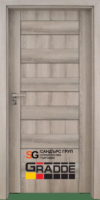 Интериорна врата Gradde Aaven Voll ЯСЕН ВЕРАЛИГА