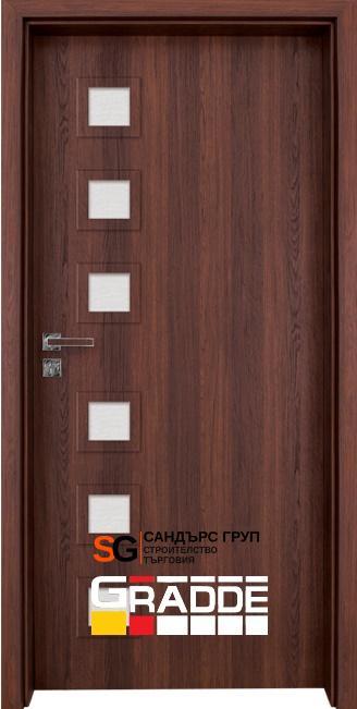 Интериорна врата Gradde Reichsburg ШВЕДСКИ ДЪБ