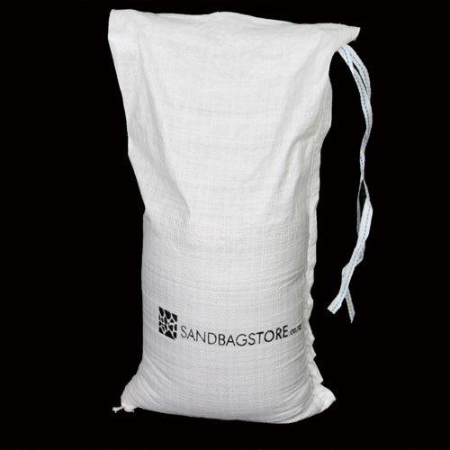 Filled standard sandbag