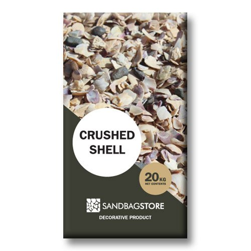 Crushed Shell - 20kg