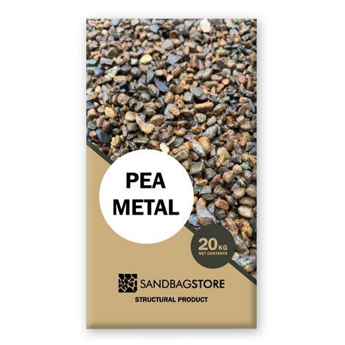 Pea Metal 20kg