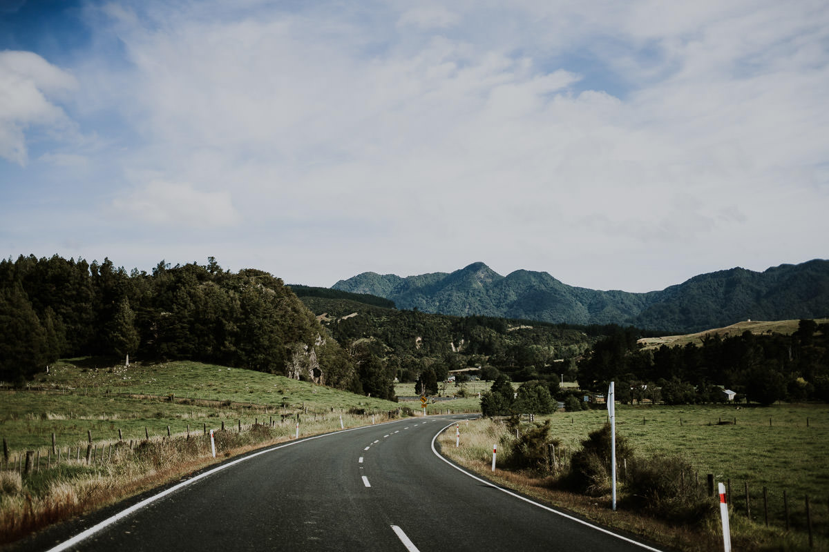 Traveling through Northland, NZ