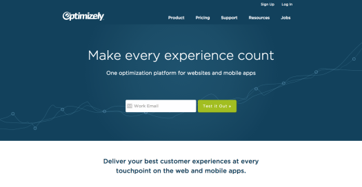 optimizely growth hacking tools