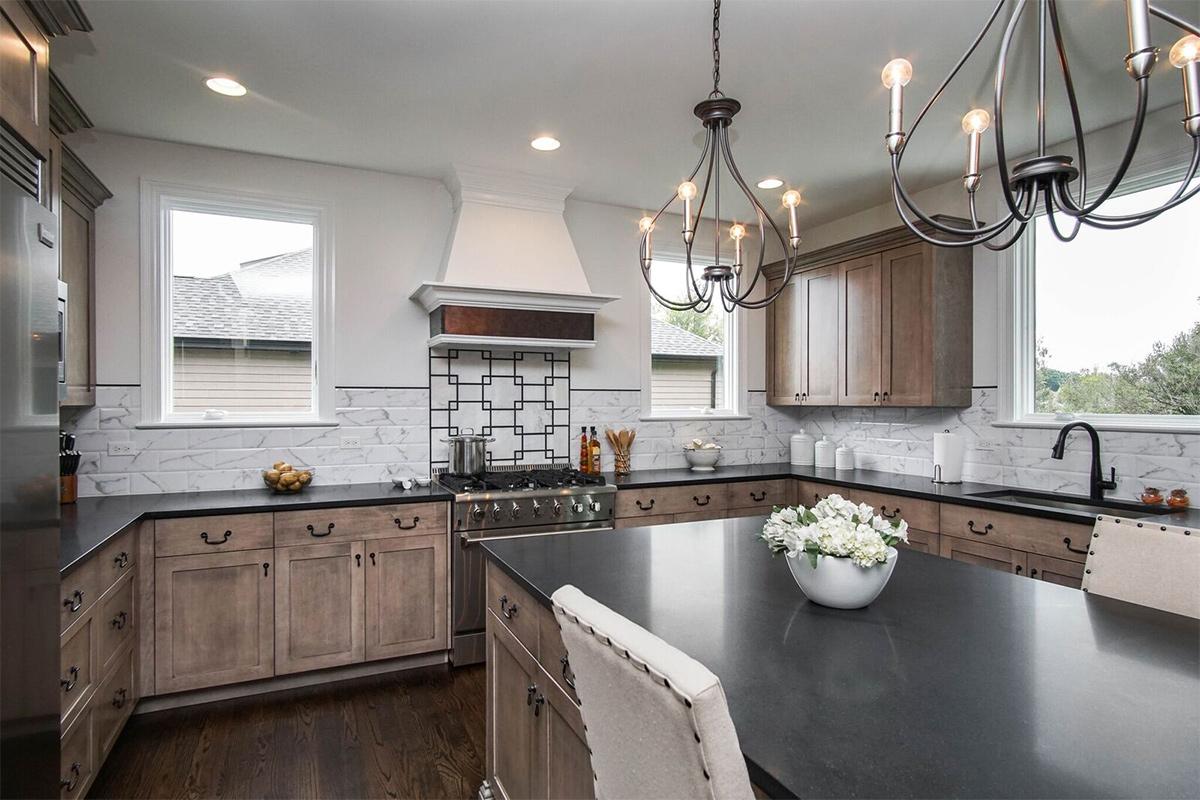 Lorraine kitchen | Sandell Cabinets on Model Kitchen  id=26752